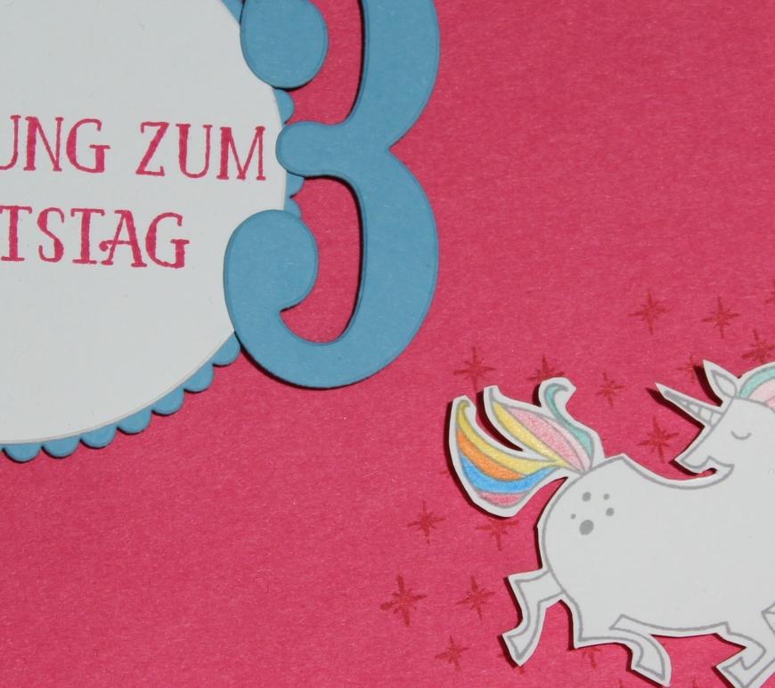 Stempelhurra.com Einladung zum Kindergeburtstag, Zauberhafter Tag, Magical Day, Stampin' Up!, SU