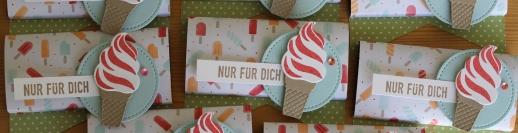 Stempelhurra.com OnStage Swap Eis Eis Baby, Stampin Up, SU