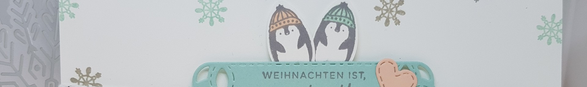 Stempelhurra.com Weihnachten, Christmas, Pinguin, Making Every Day Bright, Stampin Up, SU